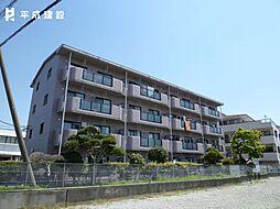 静岡県御殿場市萩原の賃貸マンションの外観