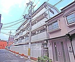 京都府京都市山科区御陵中内町の賃貸マンションの外観
