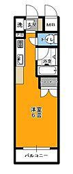 ソフィアステージ豊田[2階]の間取り