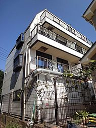 千葉県四街道市大日の賃貸マンションの外観