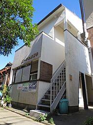 京都府京都市東山区本町10丁目の賃貸マンションの外観