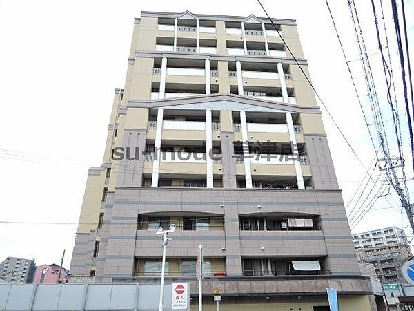 伽羅コート瀬田壱番館[5階]の外観