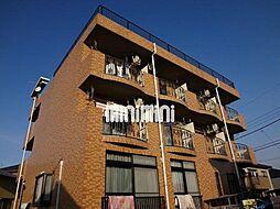 高山マンション[3階]の外観