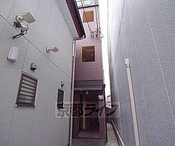 京都府京都市左京区聖護院川原町の賃貸アパートの外観
