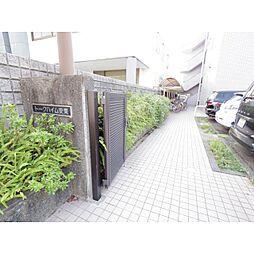 静岡県静岡市葵区安東の賃貸マンションの外観