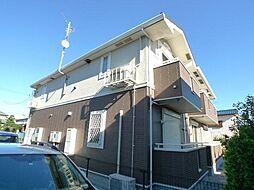 千葉県習志野市津田沼6丁目の賃貸アパートの外観