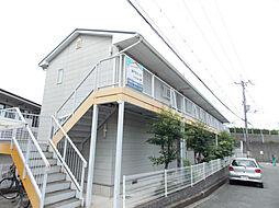 旭ヶ丘コーポ[0203号室]の外観