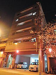 ソレーユビル[4階]の外観