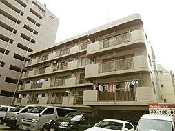 平川レジデンス[4階]の外観