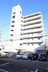 広島県東広島市西条中央 7丁目の賃貸マンションの外観