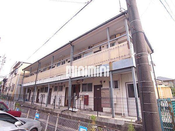 第二左京山荘[2階]の外観