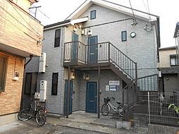 第7シバタハウス[1階]の外観