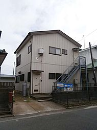 勝田ハイツ[1F号室]の外観