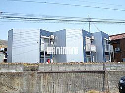 コーポ加納[1階]の外観