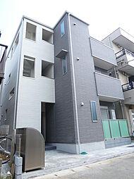 千葉県千葉市中央区祐光4丁目の賃貸アパートの外観