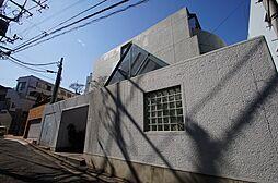 神奈川県横浜市西区北軽井沢の賃貸マンションの外観