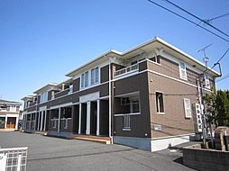 埼玉県川口市大字安行の賃貸アパートの外観