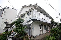 富士コーポ[1-A号室]の外観