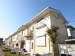 兵庫県姫路市書写の賃貸アパートの外観