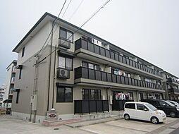 カーサパティオI[1階]の外観