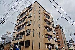 ラピス東中本[1階]の外観