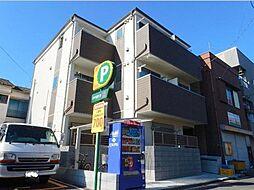 senju appartement[F203号室]の外観
