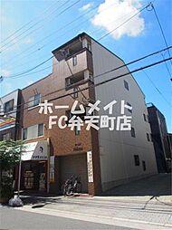 大阪府大阪市港区夕凪1の賃貸マンションの外観