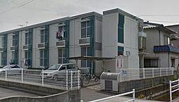 広島県福山市手城町4丁目の賃貸アパートの外観