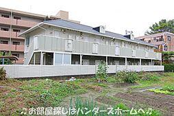 大阪府枚方市伊加賀北町の賃貸アパートの外観