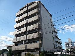 大阪府東大阪市吉田7丁目の賃貸マンションの外観