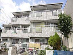 大阪府茨木市総持寺1の賃貸マンションの外観
