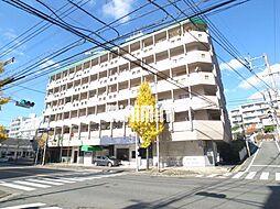 中原ビル[3階]の外観