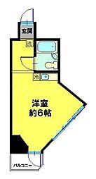 ロゼ桜木町[9階]の間取り