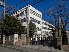 中学校 70m 国分寺市立第一中学校
