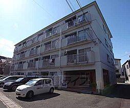 京都府向日市物集女町燈篭前の賃貸マンションの外観