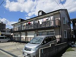 菊水ハイツ2番館[1階]の外観