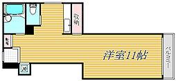 小沢ハイツ[3階]の間取り