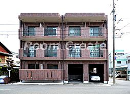徳島県徳島市出来島本町3丁目の賃貸マンションの外観