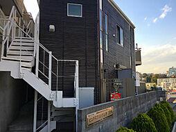 ピュアスプリング山手I号棟[2階]の外観