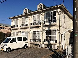 埼玉県坂戸市泉町の賃貸アパートの外観