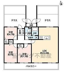 日商岩井南福岡マンション