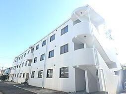 ガーデンヒルズ六高台A棟[302号室]の外観