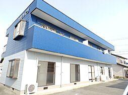 三重県鈴鹿市若松北2丁目の賃貸アパートの外観
