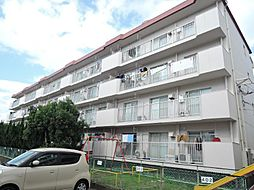 山本第一マンション[303号室]の外観