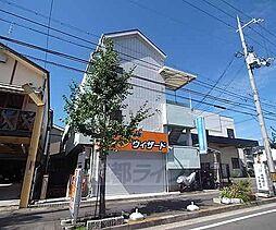 京都府京都市西京区上桂東ノ口町の賃貸マンションの外観