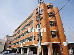 中原マンション[5階]の外観