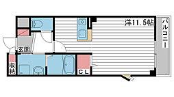 広畑駅 4.0万円
