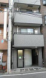 東京都北区中十条3丁目の賃貸マンションの外観