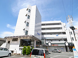 坪田ビル[205号室]の外観