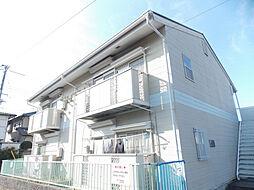 上田ハイツ[0100号室]の外観